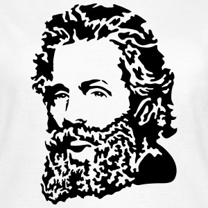 Herman Melville portret T-shirts - Vrouwen T-shirt