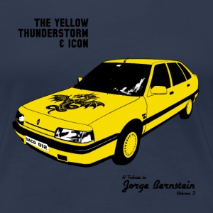 The Yellow Thunderstorm & Icon Femme - T-shirt Premium Femme