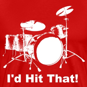 I'd Hit That - Men's Premium T-Shirt