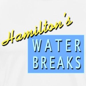 Hamilton's Waterways - Men's Premium T-Shirt