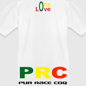 Tee shirt Enfant Pure Race Coq - T-shirt Enfant