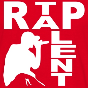 rap talent T-Shirts - Männer T-Shirt