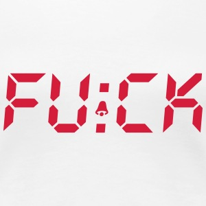 Time for Fuck Tee shirts - T-shirt Premium Femme