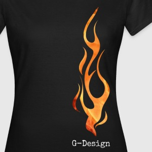 G-D Burn Shirt - Frauen T-Shirt