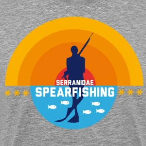 spearfishing - T-shirt Premium Homme