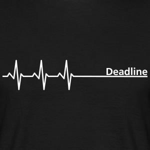 Deadline ;) - T-shirt Homme
