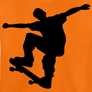 skateboard x games logo sport skate board Kids' Shirts - Teenage Premium T-Shirt