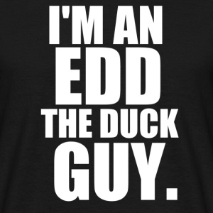 Edd the Duck T-shirt - Men's T-Shirt