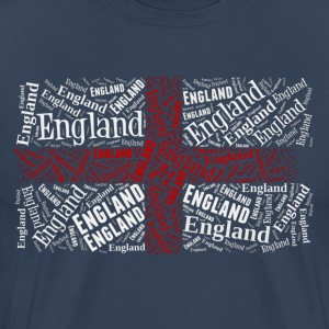 St. George's WordArt - Men's Premium T-Shirt