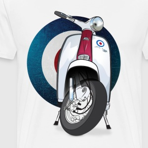 Mod Scooter T-Shirt - Men's Premium T-Shirt