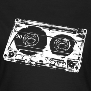 Kassette Women - Frauen T-Shirt