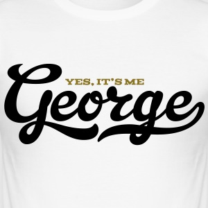 George (Yes It's Me) - slim fit T-shirt
