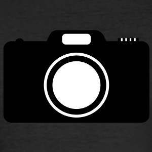 Camera T-shirts - slim fit T-shirt
