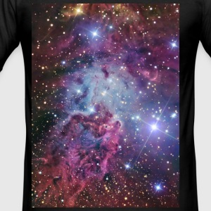 Stars and Nebulae - Men's Slim Fit T-Shirt