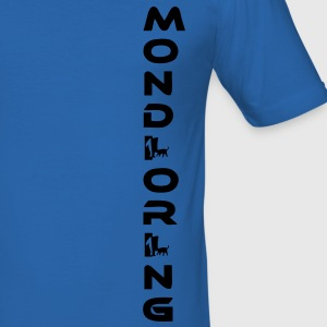 mondioring T-Shirts - Männer Slim Fit T-Shirt