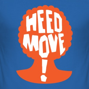 Heed Move! (inspired by So I Married an Axe Murder - Men's Slim Fit T-Shirt
