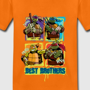 Kids Premium Shirt TURTLES 'Best Brothers' - Lasten premium t-paita