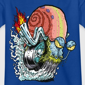 Teenagers' Shirt SpongeBob Snail Gary Gary - Teenage T-shirt
