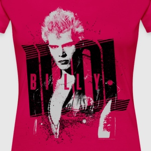 Don't Stop Billy Idol - Women's Premium T-Shirt