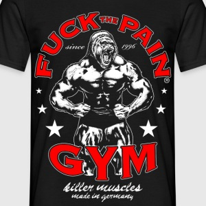 Gorilla Gym Killer Muscles - Männer T-Shirt