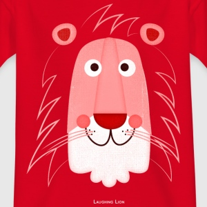 Lion Face Teen's T - Teenage T-shirt