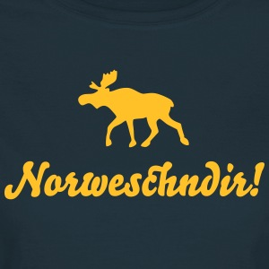 Norweschndir! T-Shirts - Frauen T-Shirt