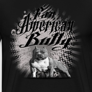AMERICAN BULLY - T-shirt Premium Homme