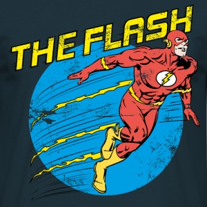 The Flash Comic Homme Tee Shirt - T-shirt Homme