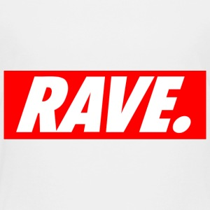 Rave - Kinder Premium T-Shirt