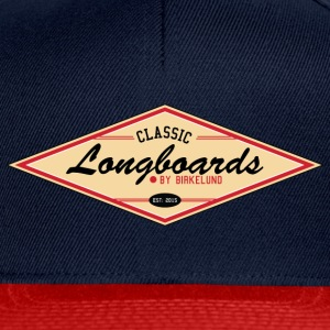 Classic Longboards by Birk - Snapback-caps