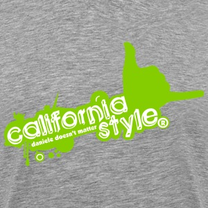 california style - Men's Premium T-Shirt