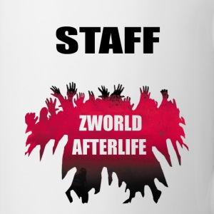 Zworld STAFF White - Tasse