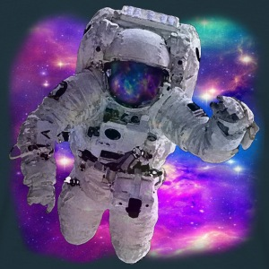 Space Adventure  - Men's T-Shirt