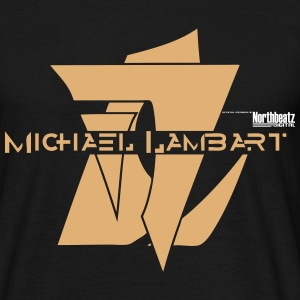 Michael Lambart Writing T-Shirts - Männer T-Shirt
