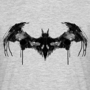 Batman Logo Dark mannen T-shirt - Mannen T-shirt