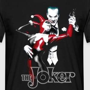 Joker Dance T-skjorte for menn - T-skjorte for menn