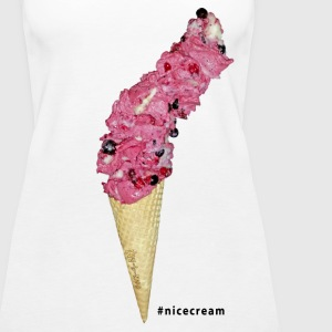 Nicecream - Frauen Premium Tank Top