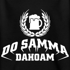 Do samma dahoam T-Shirts - Teenager T-Shirt