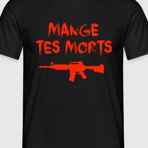 Tee shirts homme   mange tes morts   - T-shirt Homme