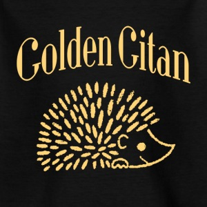 Tee shirts golden gitan - T-shirt Enfant