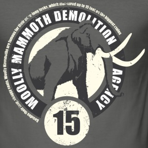 Animal Planet mammut tröja dam - Slim Fit T-shirt herr