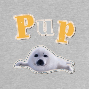 Animal Planet Pup sælunge baby T-shirt - Baby T-shirt