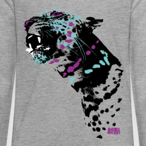 Animal Planet Teenager Langarmshirt Leopard - Teenager Premium Langarmshirt
