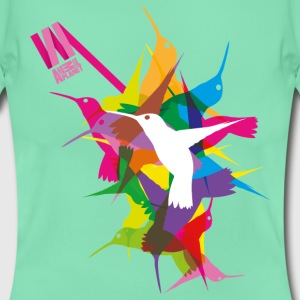 Animal Planet Women T-Shirt Hummingbird - Women's T-Shirt