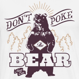 Animal Planet bear Men T-Shirt - Men's Premium T-Shirt