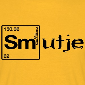 Smutje T-Shirt im Heart Breaking Bad Design - Männer T-Shirt