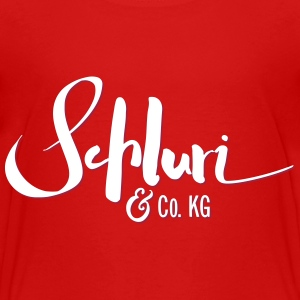 Schluro Shirt Kids - Kinder Premium T-Shirt