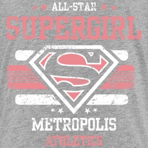 Supergirl barn T-Shirt All Star - Premium T-skjorte for barn