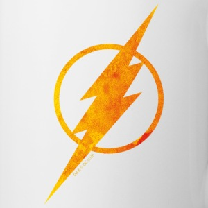 Justice League Flash logo kopp - Kopp