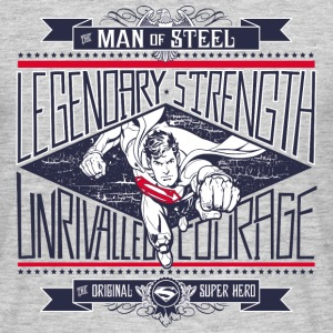 Superman Legendary Strength T-shirt herr - T-shirt herr